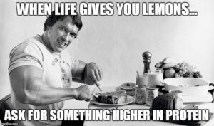 Arnold Knows Best
