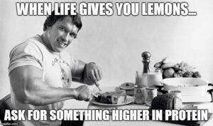Arnold Knows Best